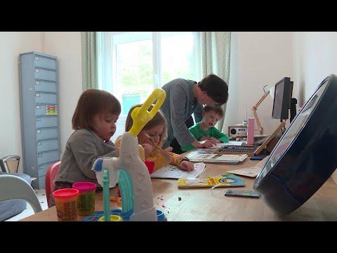 Coronavirus: l'école à la maison !