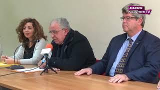 Ο δήμαρχος Κιλκίς για την προσφορά 2 ασθενοφόρων από τον ΤΑΡ στο νοσοκομείο-Eidisis.gr webTV