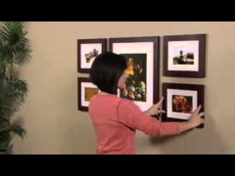 Learn How to use Gallery Solutions to Create Picture Perfect Wall Displays