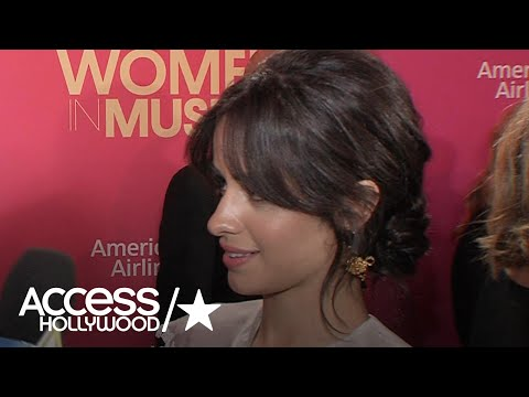 Camila Cabello On The Success Of 'Havana' & Her Love For Taylor Swift   Access Hollywood