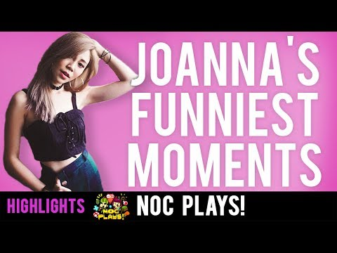 NOC Plays: Joanna's Funniest Moments