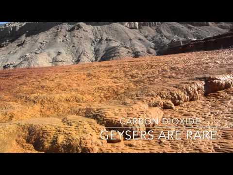 The Salt Project visits Crystal Geyser in Green River Utah