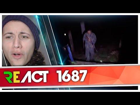 React 1687 A Lenda do Poço que Grita - Caçadores de Lendas (Cenas Reais ) [Renato Garcia]