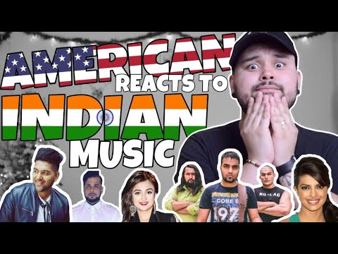 American REACTS  Indian