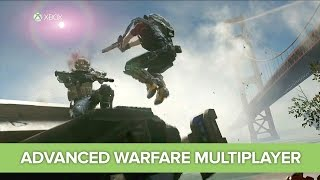 CoD Advanced Warfare Multiplayer Gameplay Trailer