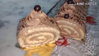 بسكوي رولي  biscuit  roulé facile