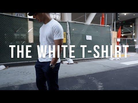 The White T-Shirt | Men's Basics