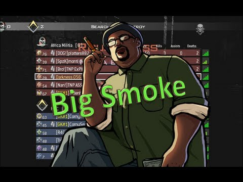Big Smoke Plays Modern Warfare 3 (MW3) |