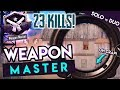 How to Achieve WEAPON MASTER in PUBG Mobile