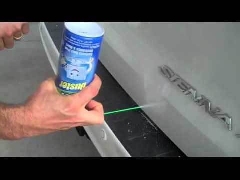 How To Fix A Small Dent In Your Car Youtube