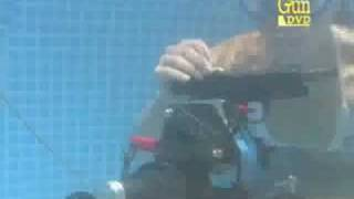 shooting under water
