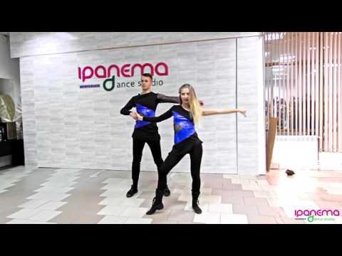 Anna Kolodkina & Mikhail Kruzhalov Perfomance @ Brasil in Siberia Fest | Ipanema Novosibrisk
