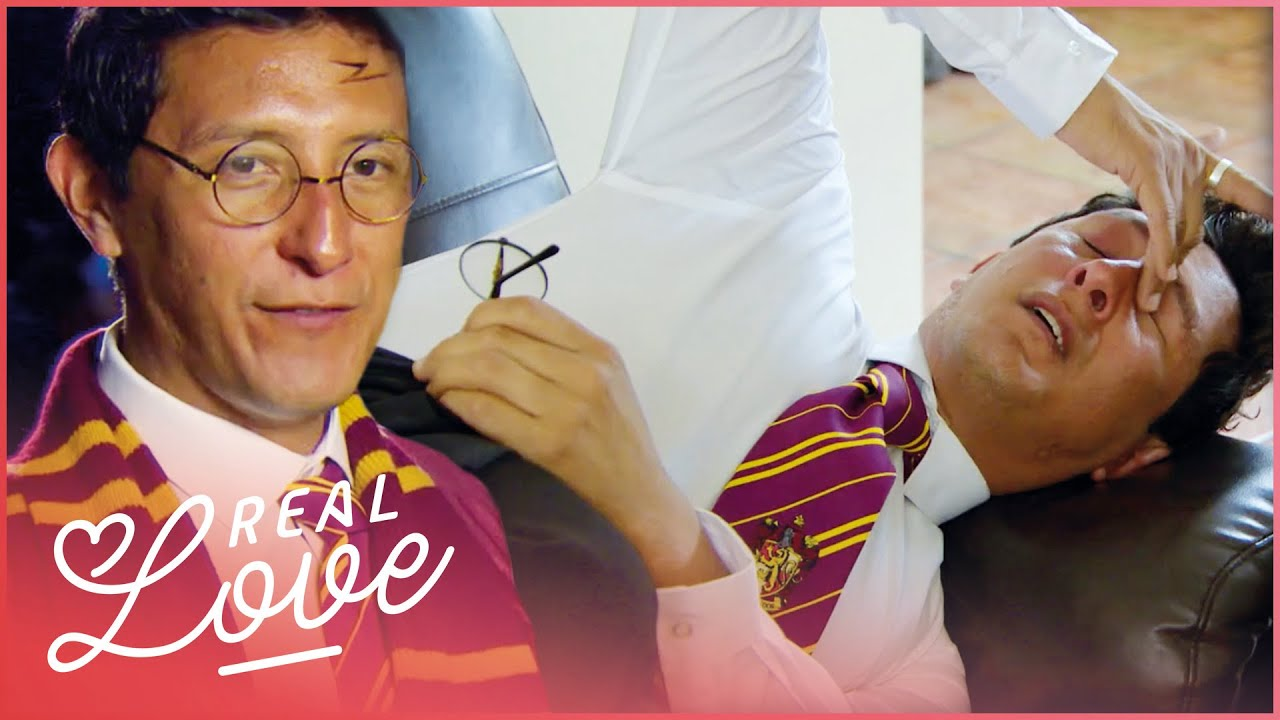Getting Harry Potter Wedding But Never Seen The Movies | Don't Tell The Bride S8E2 | Real Love