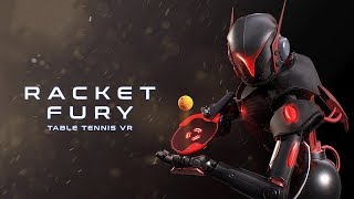 PS4 Games | Racket Fury: Table Tennis - Launch Trailer - PS VR