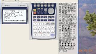 Programming with Casio Graphing Calculators (Part 2): Conditional Statements & Loops