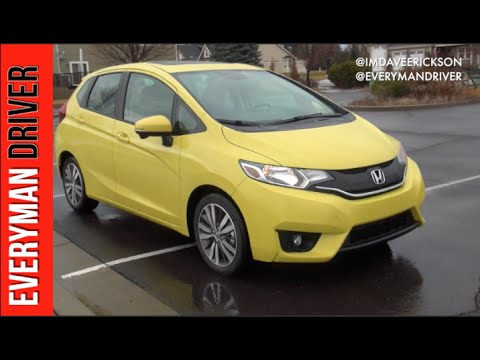 Here's the 2015 Honda Fit Review on Everyman Driver