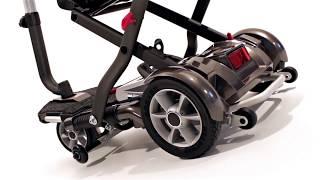 Produktvideo zu Faltbarer & extra leichter Elektro-Scooter Drive Medical BL270 Brio