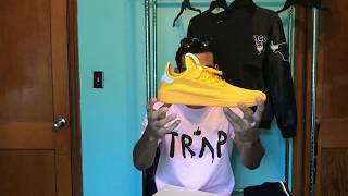 Adidas X Pharell W Tennis Hu. Review/on Feet.