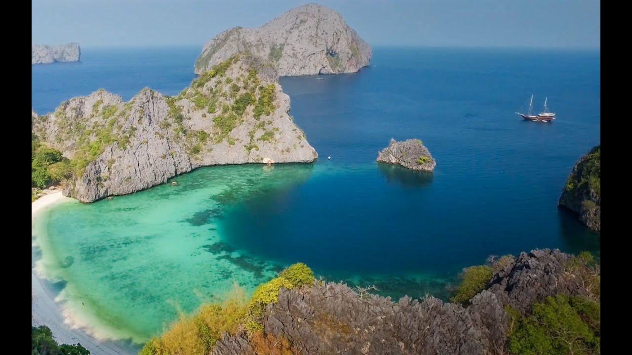 River Cruise Itinerary for The Mergui Archipelago | Pandaw.com