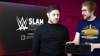 WWE Slam Crate Unboxing