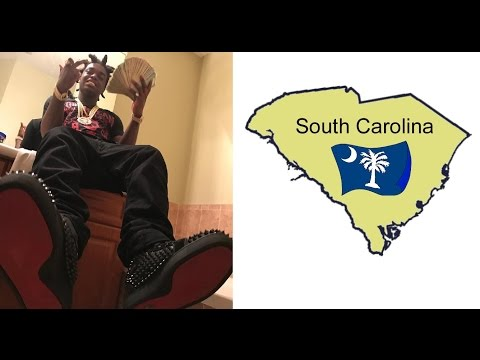 Kodak Black Gets Banned from South Carolina and Put on House Arrest.