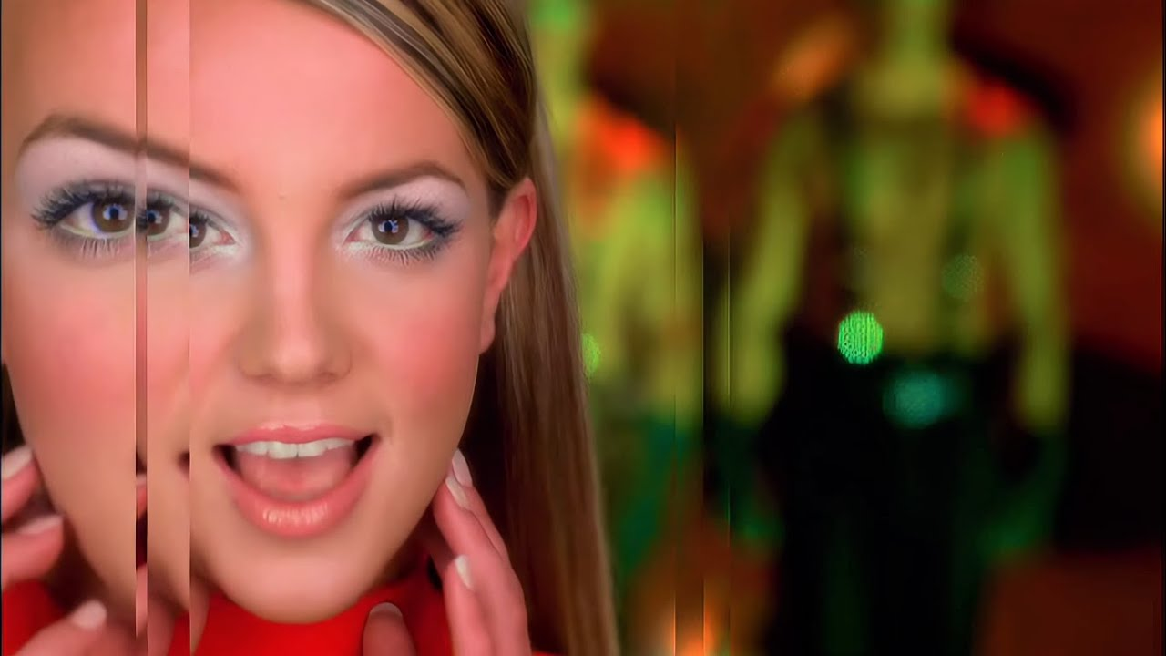 Download ❤️ Britney Spears - Oops! I Did It Again 4K Remastered 😍😍😍