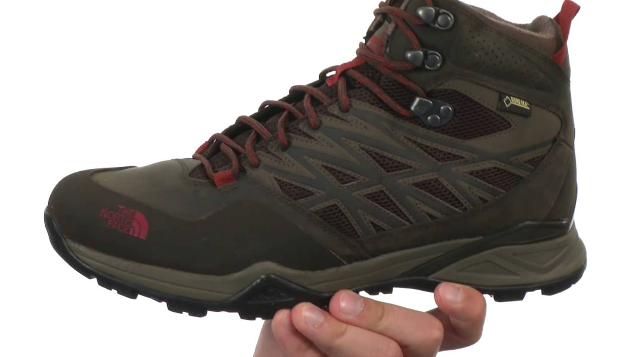 The North Face Hedgehog Hike Mid GTX® SKU 8467424 - YouTube c6793f0867