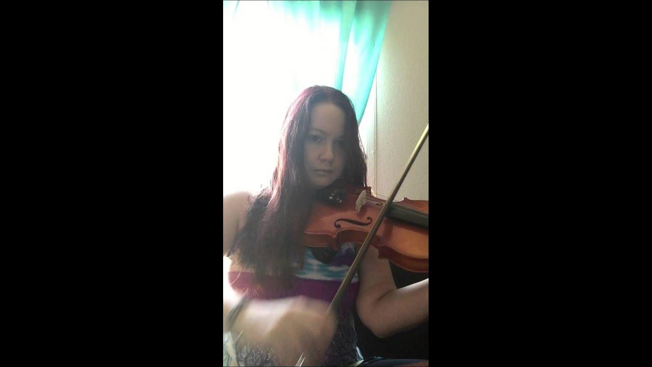 Before He Cheats Violin Youtube