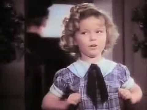 Shirley Temple On The Good Ship Lollipop - YouTube