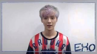 Download Dodolpop EXO Alarm Luhan chinese vers MP3 song and Music Video