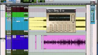 Mixing With Mike Plugin: Waves Linear Phase MultiBand Processor