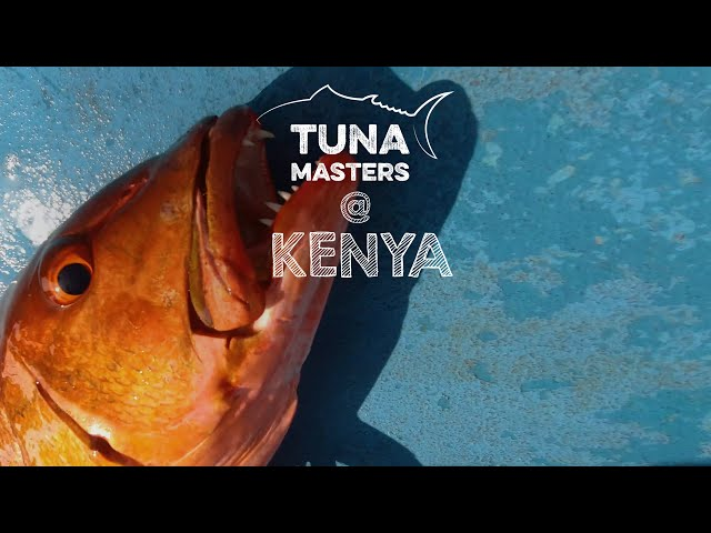 Tuna Masters in Kenya, Episode 5 - Lamu - Jigging, Popping & Deep Sea Fishing