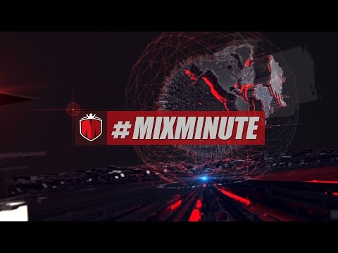 MixMinute - 6/8/2016 - Final Fantasy VII Themed Ride + Playboy Twinkies!