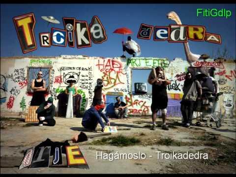 Hagámoslo [Sample original] Troikadedra | Tetsuo, el hombre de hierro