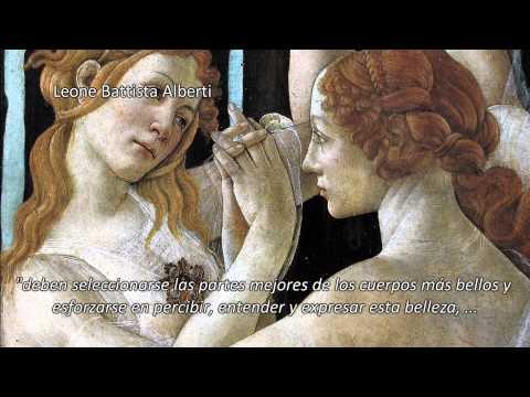 Alberti vs Leonardo da Vinci