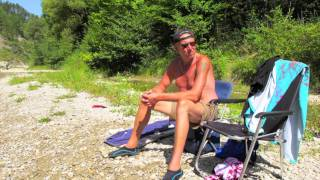 Repeat youtube video Camping Die (Zuid Franrijk) aug. '11