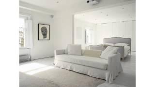 Minimalist White Contemporary Apartment Design The Westbourne Park Villas Homesthetics Inspiring Ide