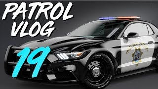 THE WORST WAY TO START A PATROL SHIFT (Virtual Ride Along Ep 19)