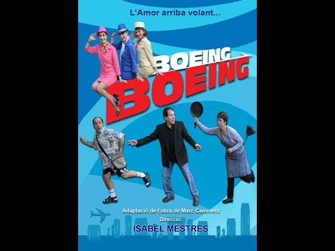 """BOEING BOEING"" COMPLETA-SANTS TEATRE DEL CENTRE"