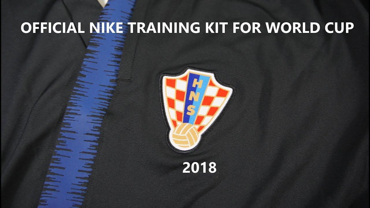676ce5669bd Croatia Soccer Shirt 2018