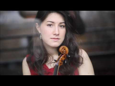 """Irène Duval -  Szymanowski, Mythes op.30 """"La Fontaine d'Aréthuse"""""""