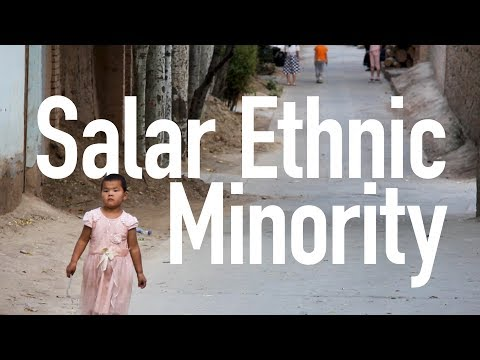 The Salar Ethnic Minority - Islam in China // This is Western China