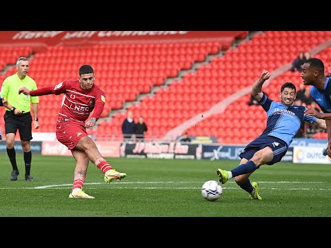 Doncaster Wycombe Goals And Highlights