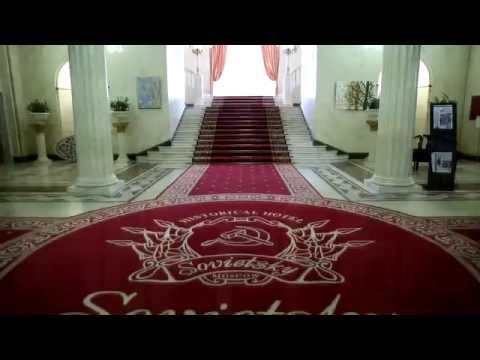 "Legendary Hotel ""Sovietsky"""