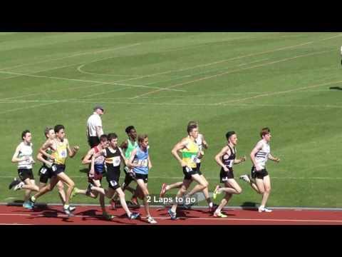 2017 Southern Champs U20 Men's 1500m
