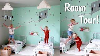 TODDLER BEDROOM TOUR // Cloud Reveal! 😍