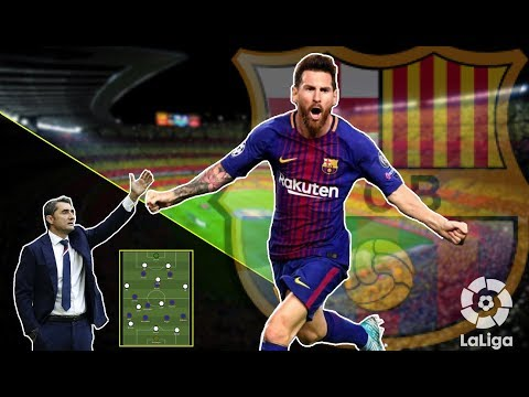 Valverde's Barcelona | Attack and Messi's Role | Tactical Analysis (Part 3/3) Mp3
