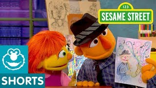 Sesame Street: Julia's Family Gets Ready