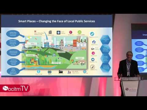 Day 2-6: Smart places: connecting communities and businesses - Jos Creese & Geoff Snelson