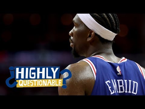 Katie Nolan: 76ers can always fall back on 'Trust the Process' | Highly Questionable | ESPN